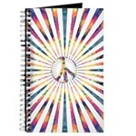 Hypnotic Peace Delight Journal