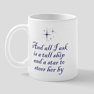Tall Ship Mug