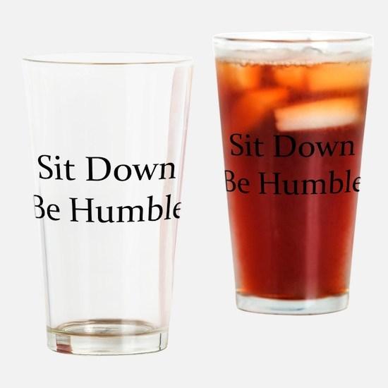 Cute Lamar Drinking Glass