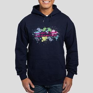 Community Paintball Hoodie (dark)