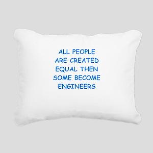 engineer Rectangular Canvas Pillow