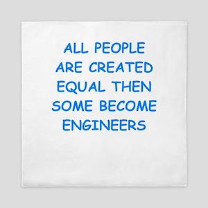 engineer Queen Duvet