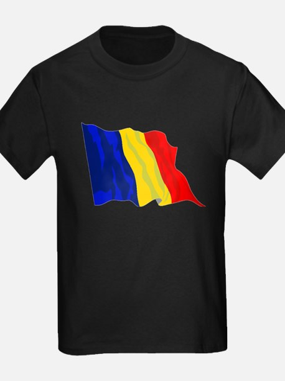 Romania Flag T-Shirt