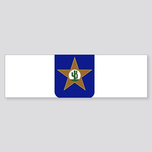 409_Infantry_Regiment_COA Bumper Sticker