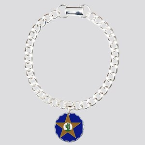 409_Infantry_Regiment_CO Charm Bracelet, One Charm