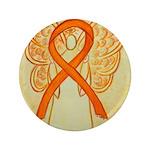 Orange Ribbon Angel 3.5