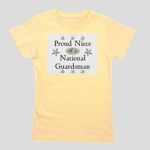 Proud Niece National Guard T-Shirt