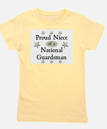 Proud Niece National Guard T-Shirt