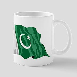 Pakistan Flag Mugs