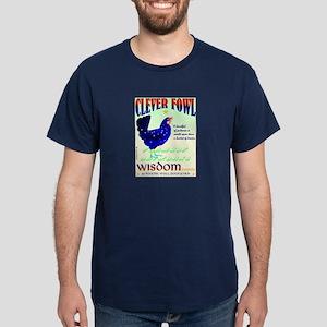 Clever Fowl Men's Dark T-Shirt