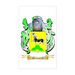 Grossard Sticker (Rectangle)