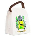 Template Canvas Lunch Bag