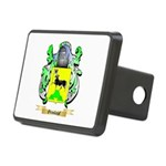 Template Rectangular Hitch Cover