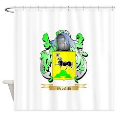 Grosfeld Shower Curtain