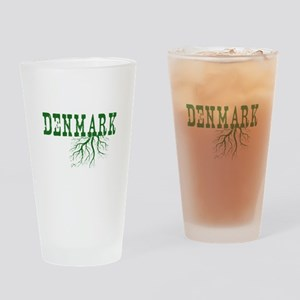 Denmark Roots Drinking Glass