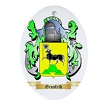 Grosfeld Ornament (Oval)