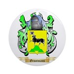 Grootmans Ornament (Round)