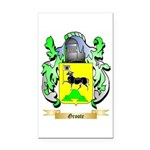 Groote Rectangle Car Magnet