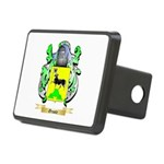 Groote Rectangular Hitch Cover