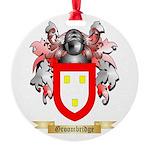 Groombridge Round Ornament
