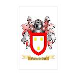 Groombridge Sticker (Rectangle)