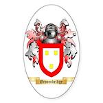 Groombridge Sticker (Oval 50 pk)