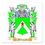 Groogan Square Car Magnet 3