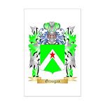 Groogan Mini Poster Print