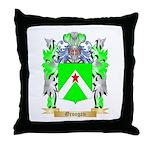 Groogan Throw Pillow