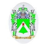 Groogan Ornament (Oval)