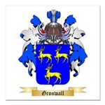 Gronwall Square Car Magnet 3