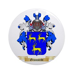 Gronstedt Ornament (Round)