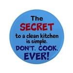 The Secret To A Clean Kitchen Button