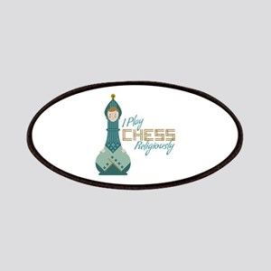 I Play Chess Patches
