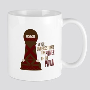 Power Of Pawn Mugs