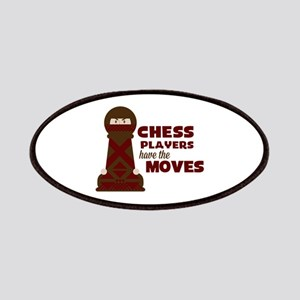 Chess Players Patches