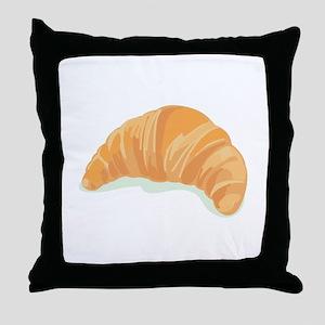 Croissant Throw Pillow