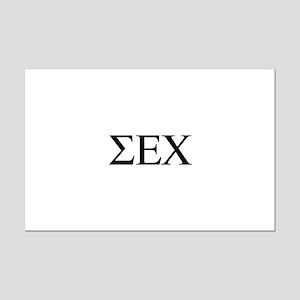 SEX Mini Poster Print