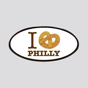 I Love Philly Patches