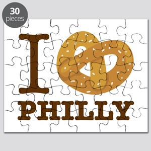 I Love Philly Puzzle