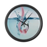 Flamingo Giant Clocks
