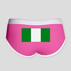 Nigeria Flag Women's Boy Brief
