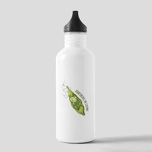 Partners In Crime Water Bottle