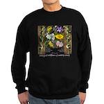 Endangered wildflowers of Monter Sweatshirt (dark)