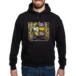 Endangered wildflowers of Monterey C Hoodie (dark)