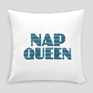Nap Queen - Blue Everyday Pillow