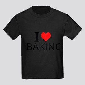 I Love Baking T-Shirt