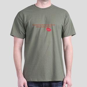 His Kiss Dark T-Shirt