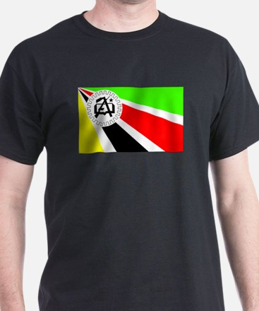 Old Mozambique Flag T-Shirt