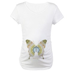 Haven Pastel Butterfly Shirt